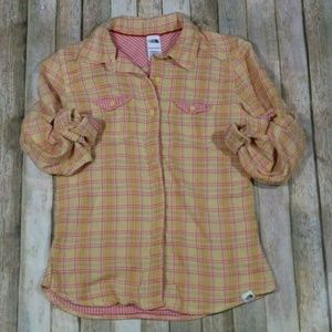 The North Face Baylyn Plaid Shirt Breathable